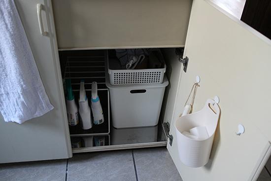 流し台の下収納 イオンスタイルボックス 例