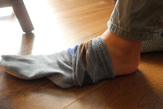 床の傷予防 防止 イス 靴下 口コミ体験談 2
