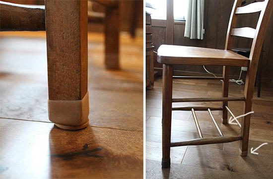 床の傷予防 フエルト以外 良い方法 口コミ