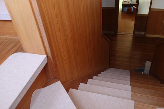 猫 犬 無垢 階段 爪で傷つけない方法 口コミブログ 2