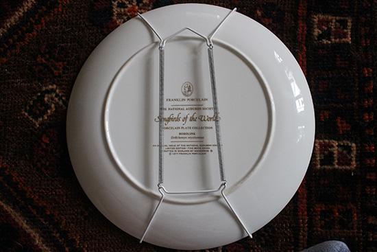 皿 穴を開けず 壁に 飾る 道具